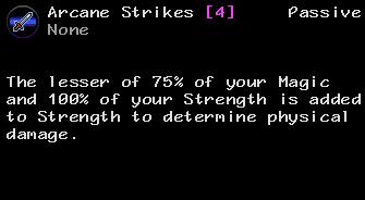 ArcaneStrikes