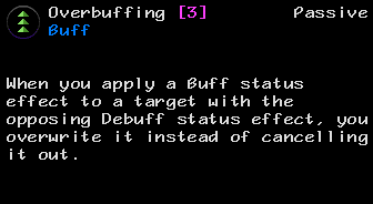 Overbuffing